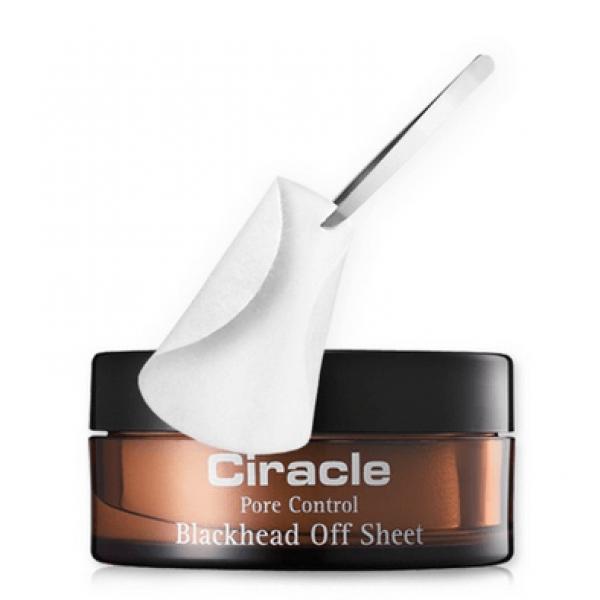 Салфетки для удаления черных точек Ciracle 35 шт