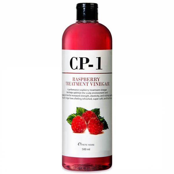 Кондиционер-ополаскиватель для волос на основе малинового уксуса CP-1 Raspberry Treatment Vinegar 500 ml