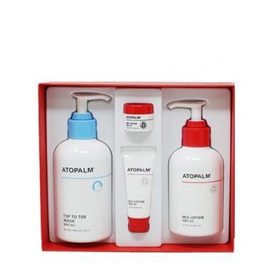 Подарочный набор для детской и проблемной кожи ATOPALM Essential Care Set