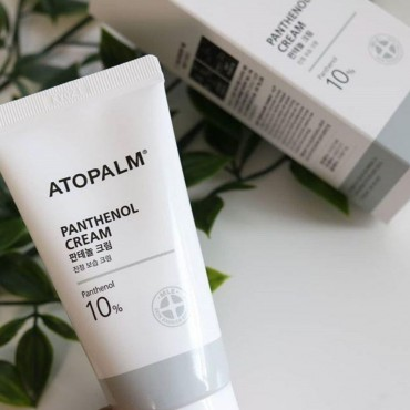 Крем для лица с пантенолом ATOPALM Panthenol Cream 80 ml