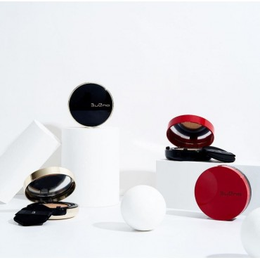 Антивозрастной кушон для кожи лица BOENO Madeca Fitting Cushion Foundation 15 г