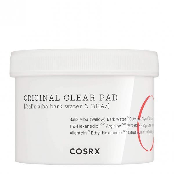 Очищающие пэдды с BHA-кислотой COSRX 70 шт