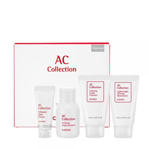 Гипоаллергенный набор для комбинированной проблемной кожи Cosrx