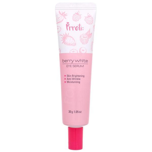 Осветляющая сыворотка для кожи вокруг глаз с экстрактом лесных ягод Prreti Berry White Eye Serum 30 ml