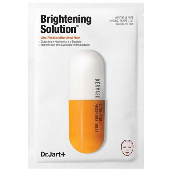 Детокс маска с глутатионом Dr.Jart+