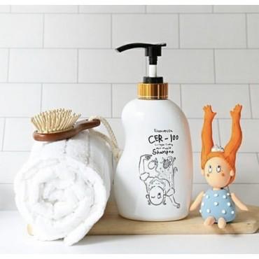 Шампунь с коллагеном для волос Elizavecca CER 100 Collagen Coating Hair Muscle Shampoo — 500 мл