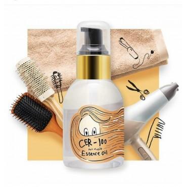 Парфюмированная эссенция - масло для волос Elizavecca Cer-100 Hair Muscle Essence Oil 100 мл