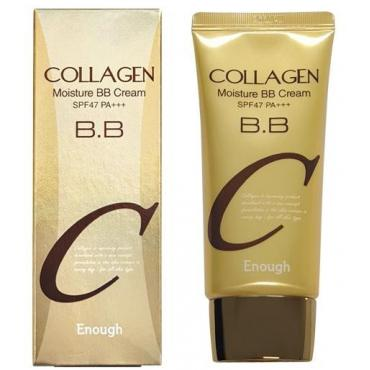 Enough Collagen Moisture BB Cream SPF47PA+++ Увлажняющий BB-крем с коллагеном