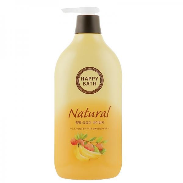 Гель для душа с комплексом масел и витаминов Happy Bath 900g