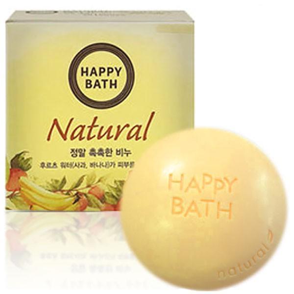 Питательное мыло с аминокислотами и маслами Happy Bath 100 g