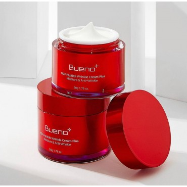 Антивозрастной крем с пептидами BOENO MGF Peptide Wrinkle Cream Plus 50 g