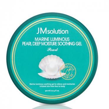 Питательны гель на основе морской воды JM Solution 300 ml