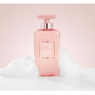 Кондиционер для тонких волос с экстрактом розы JMsolution Glow Luminous Perfume V Treatment 500 ml