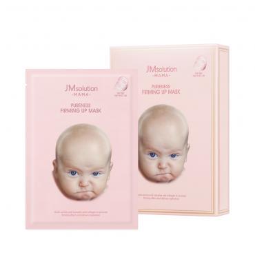 Тканевая маска лифтинг для мамы