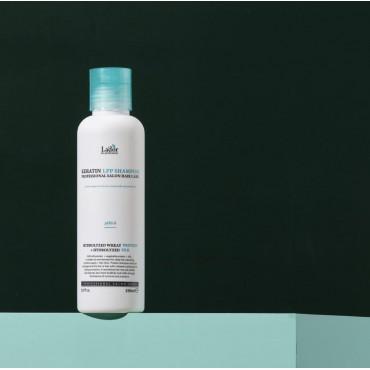 Кератиновый безсульфатный шампунь pH 6,0