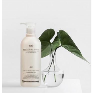 Безсульфатный органический шампунь с эфирными маслами
