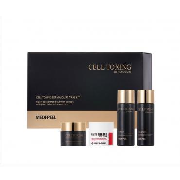 Омолаживающий набор миниатюр со стволовыми клетками Medi-Peel Cell