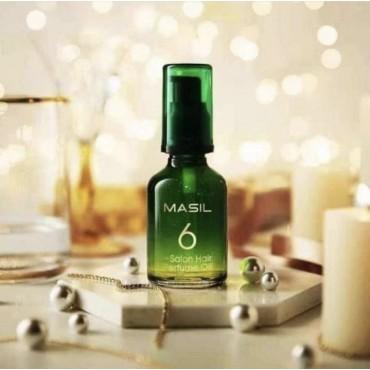 Масло для восстановления и защиты волос с парфюмом Masil 6 Salon Hair Perfume Oil 50 ml