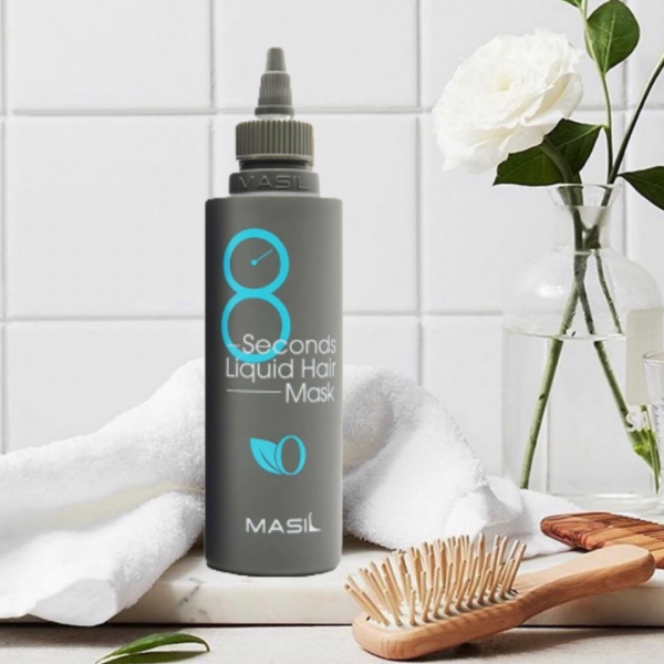 Маска для объема волос Masil 8 Seconds Salon Liquid Hair Mask 200 ml