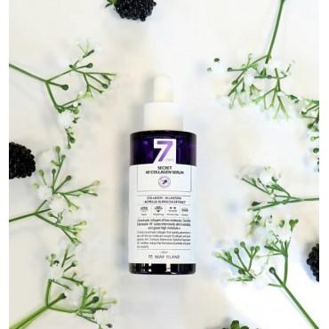 Ампульная сыворотка с коллагеном MAY ISLAND 7 Days Secret 4D Collagen Serum 50 мл