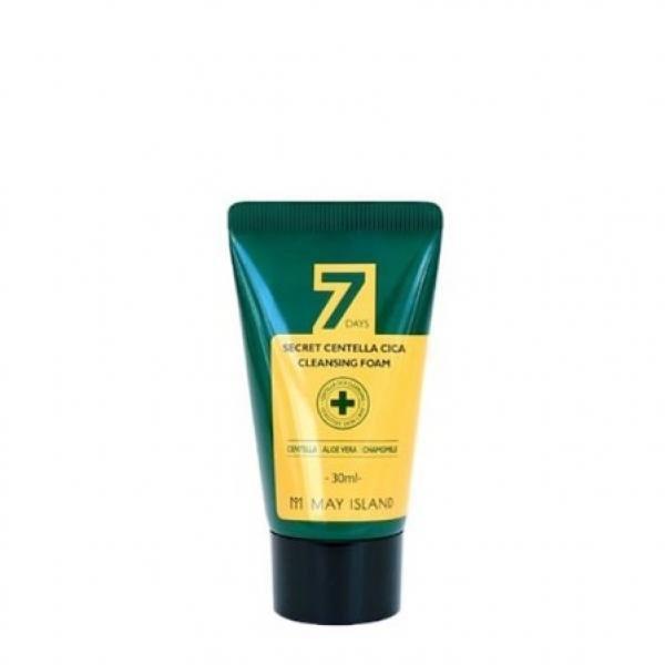 Очищающая пенка для проблемной кожи с центеллой