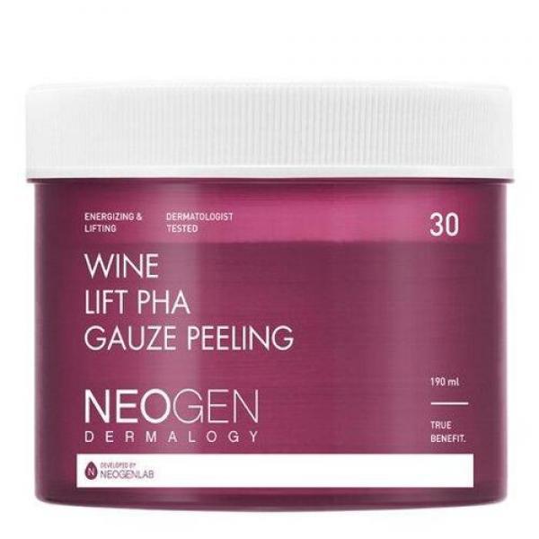 Пилинг-пэды с вином и кислотами Neogen