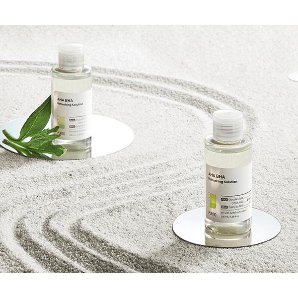 Освежающий тонер с кислотами  AHA BHA Purito Refreshing Solution 100 ml