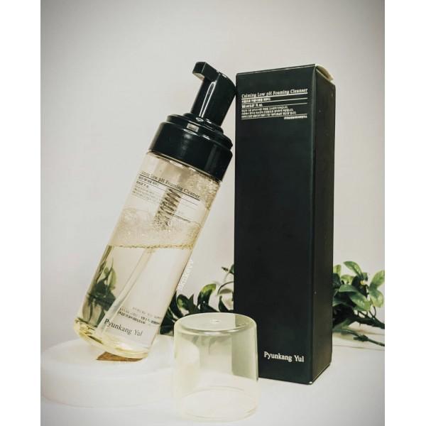 Нежная пенка-мусс для умывания Pyunkang Yul Calming Low pH Foaming Cleanser 150 ml