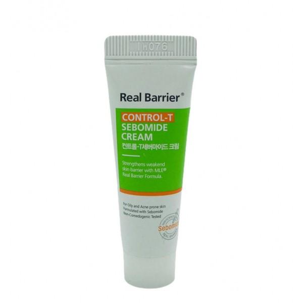 Себоругулирующий крем Real Barrier Control-T Sebomide Cream 10 ml