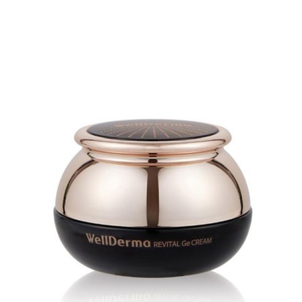 Антивозрастной питательный крем с германием WellDerma Revital Ge Cream 50 ml