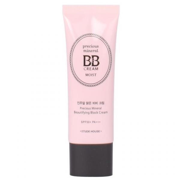 Минеральный ББ крем ETUDE HOUSE Precious Mineral BB Cream Moist SPF50+/PA+++ (Beige)