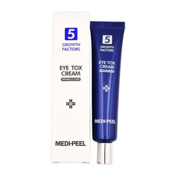 Лифтинг-крем для век с пептидным комплексом MEDI-PEEL 5 Growth Factors Eye Tox Cream