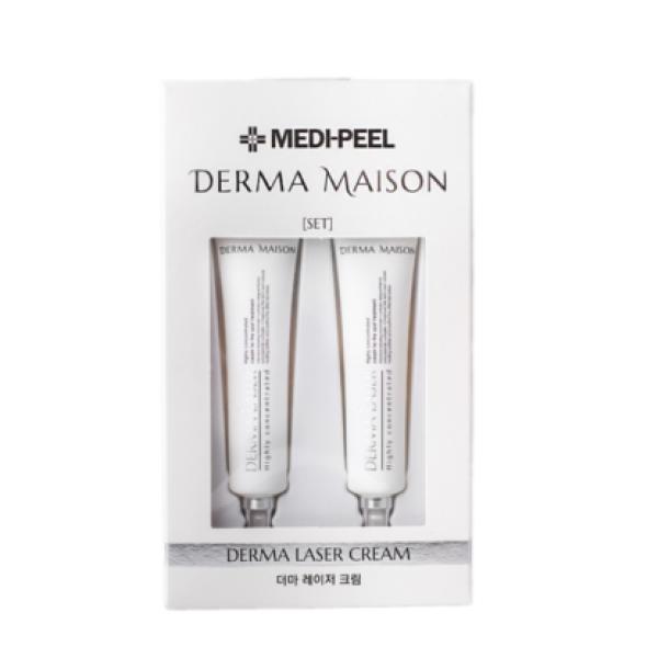 Регенерирующий крем локального применения MEDI-PEEL Derma Maison Derma Laser Cream (2*15мл)