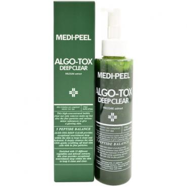 Гель для глубокого очищения кожи с эффектом детокса