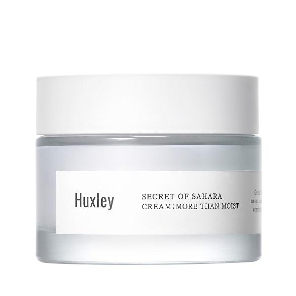 Легкий увлажняющий крем Huxley Secret of Sahara Cream: Fresh and More