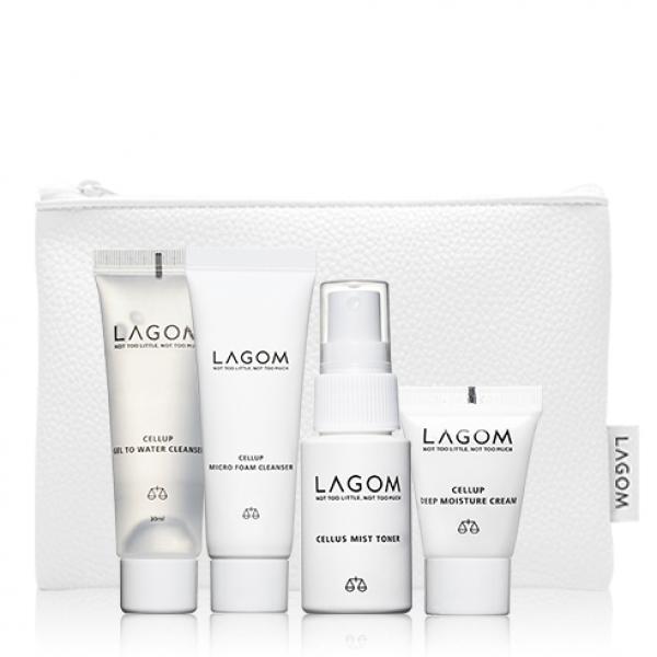 Набор миниверсий Lagom Travel Kit
