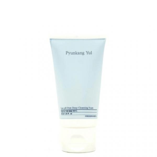 Глубоко очищающая пенка с низким pH Pyunkang Yul Low pH Pore Deep Cleansing Foam 40 ml