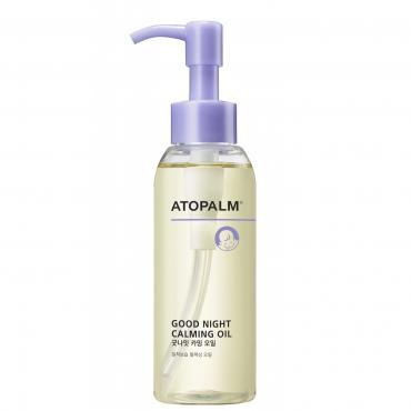 Успокаивающее массажное масло ATOPALM Good Night Calming Oil 120 ml