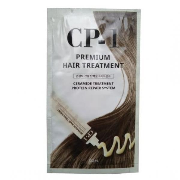 Протеиновая маска для лечения и разглаживания волос CP-1 Premium Hair Treatment Pouch 12.5 ml