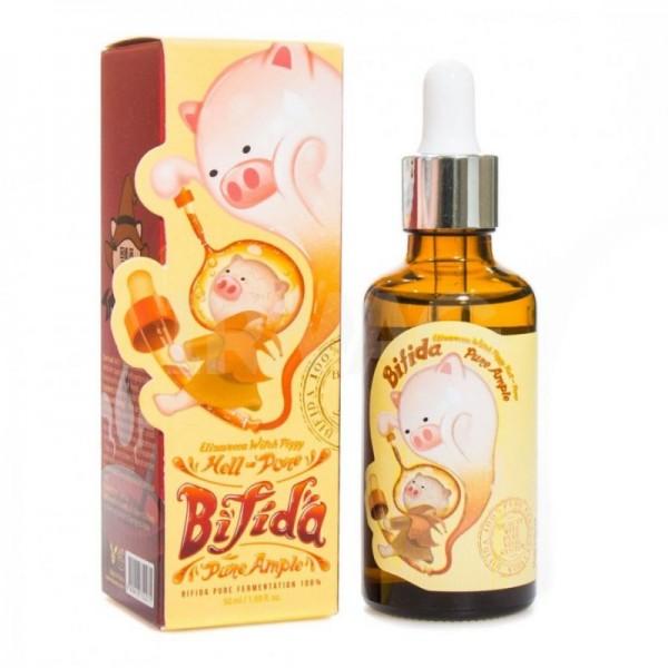 Антивозрастная сыворотка со 100% экстрактом лизата бифидобактерий Elizavecca Milky Piggy Bifida 50 мл