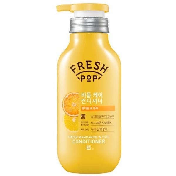 Кондиционер с маслом мандарина для поврежденных волос 500 мл