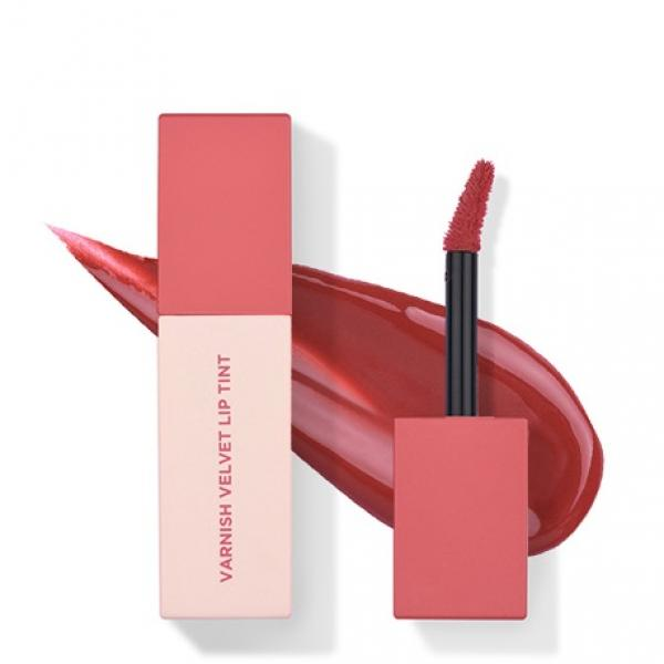 Нежный тинт для губ HEIMISH Varnish Velvet Lip Tint #05 Dry Rose