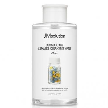 Очищающая вода с керамидами JM Solution Derma Care Ceramide Cleansing Water