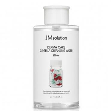 Очищающая вода с экстрактом центеллы азиатской JM Solution