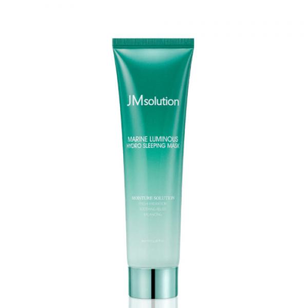 Ночная маска для увлажнения и сияния кожи  JM Solution