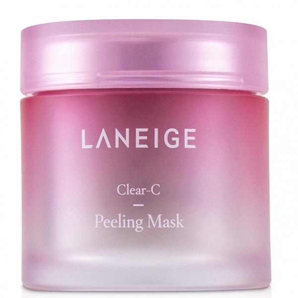 Нежная маска-пилинг Laneige Clear-C Peeling Mask