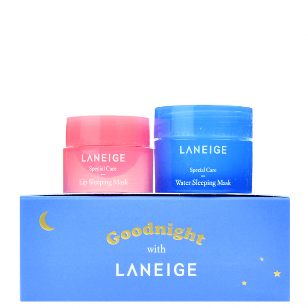 "Мини набор ""Ночной уход за кожей"" Laneige Good Night Care Kit (2 Items)"