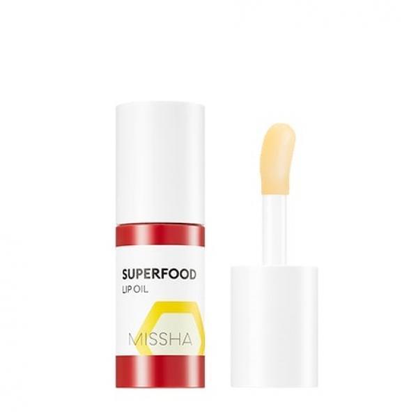Масло для губ MISSHA Superfood Berry Lip Oil