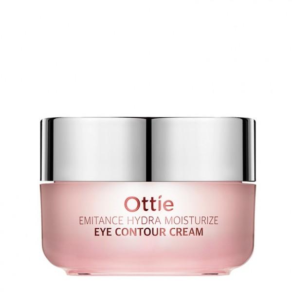 Увлажняющий крем вокруг глаз с гиалуроновой кислотой Ottie