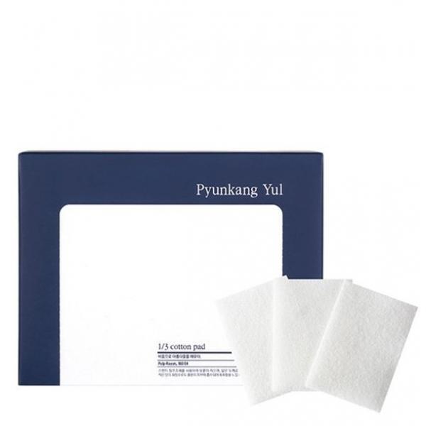 Паффы хлопковые  Pyunkang Yul 1/3 Cotton Pad